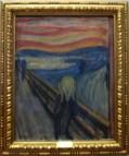 O Grito de Edvard Munch 1893